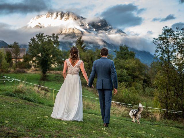 Le mariage de Olivier et Manon à Chamoux-sur-Gelon, Savoie 34
