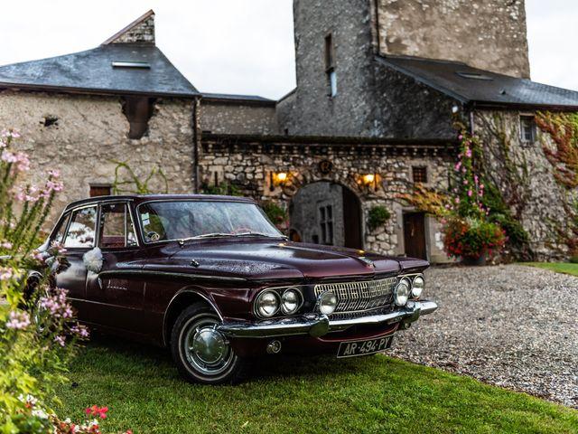 Le mariage de Olivier et Manon à Chamoux-sur-Gelon, Savoie 37