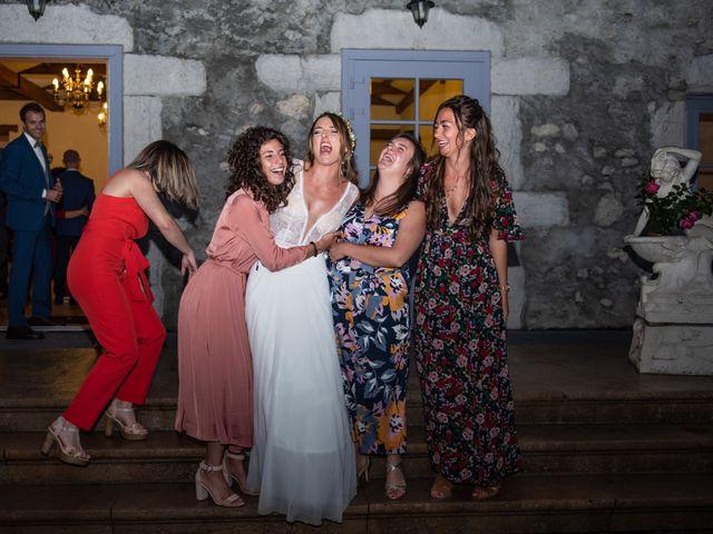 Le mariage de Olivier et Manon à Chamoux-sur-Gelon, Savoie 38