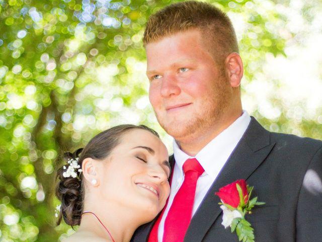 Le mariage de Joël et Sandra à Mende, Lozère 7