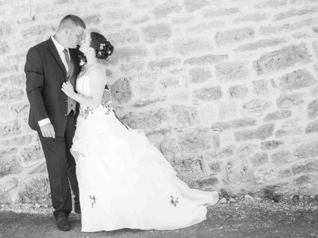 Le mariage de Joël et Sandra à Mende, Lozère 11