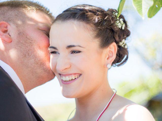 Le mariage de Joël et Sandra à Mende, Lozère 12