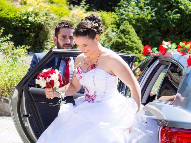 Le mariage de Joël et Sandra à Mende, Lozère 24