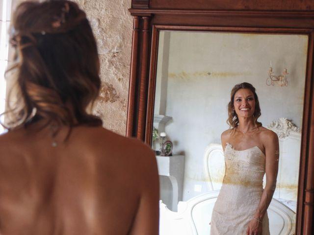 Le mariage de Cédric et Lindsay à Jouques, Bouches-du-Rhône 7
