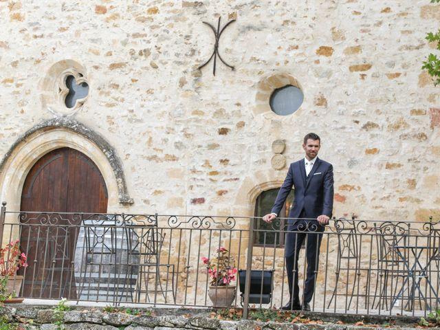Le mariage de Cédric et Lindsay à Jouques, Bouches-du-Rhône 11