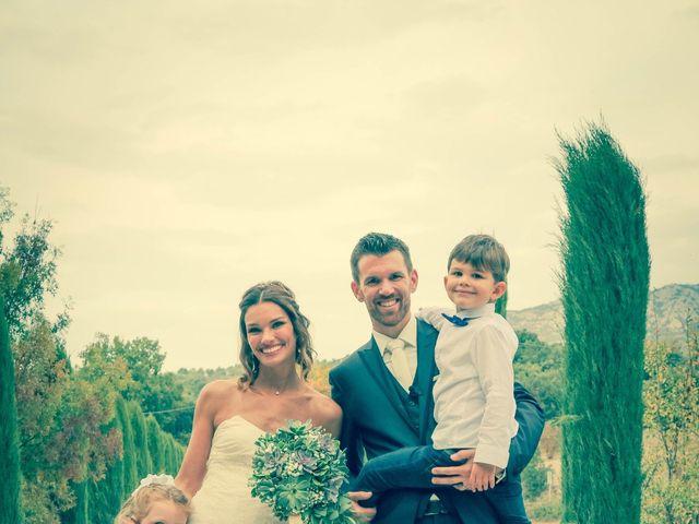 Le mariage de Cédric et Lindsay à Jouques, Bouches-du-Rhône 19