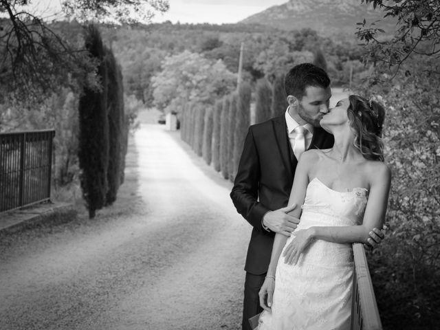 Le mariage de Lindsay et Cédric