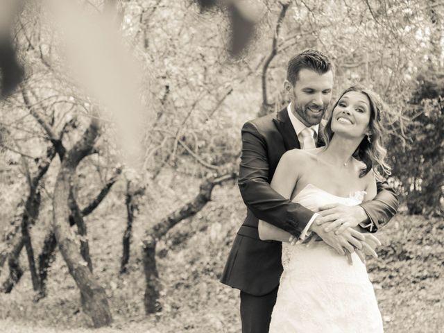 Le mariage de Cédric et Lindsay à Jouques, Bouches-du-Rhône 21
