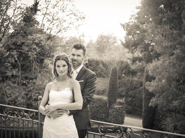 Le mariage de Cédric et Lindsay à Jouques, Bouches-du-Rhône 23