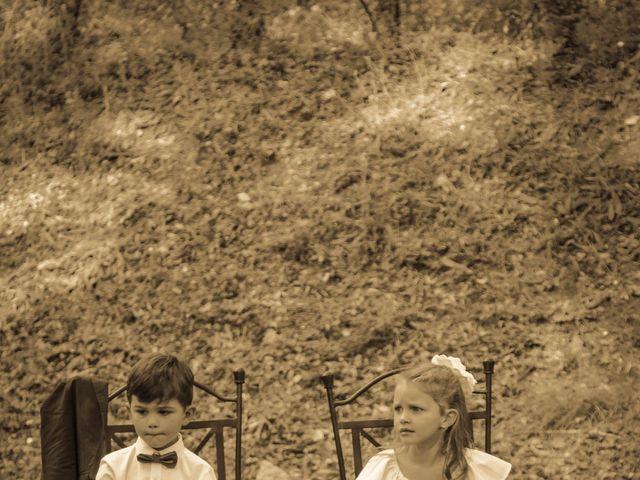 Le mariage de Cédric et Lindsay à Jouques, Bouches-du-Rhône 22