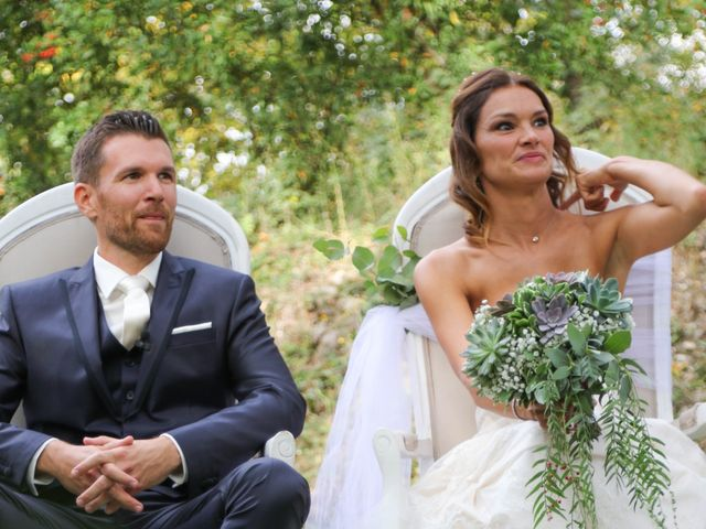 Le mariage de Cédric et Lindsay à Jouques, Bouches-du-Rhône 24