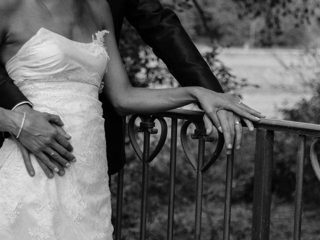Le mariage de Cédric et Lindsay à Jouques, Bouches-du-Rhône 34