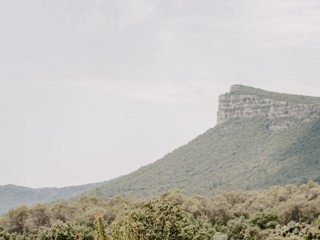 Le mariage de Guilhem et Aurélie à Valflaunès, Hérault 4