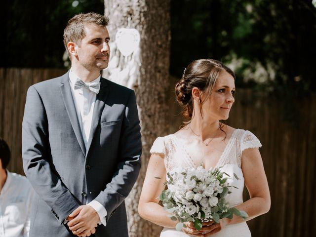 Le mariage de Guilhem et Aurélie à Valflaunès, Hérault 30