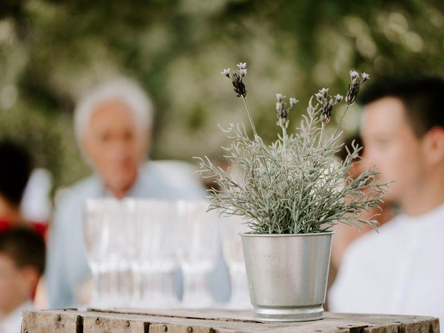 Le mariage de Guilhem et Aurélie à Valflaunès, Hérault 33