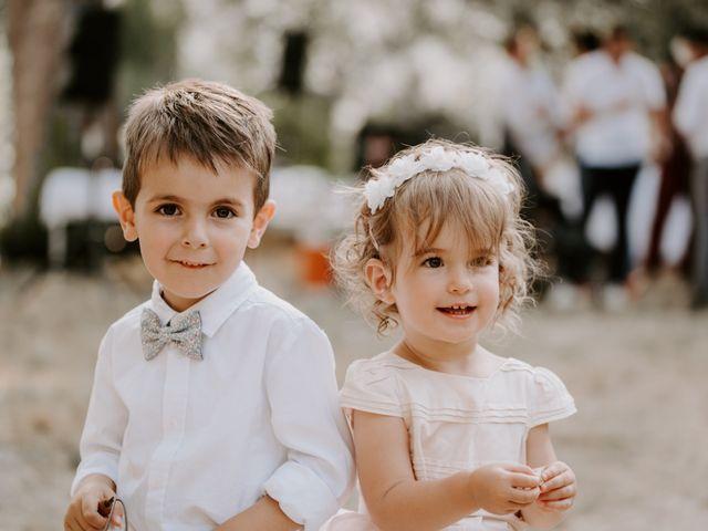 Le mariage de Guilhem et Aurélie à Valflaunès, Hérault 39
