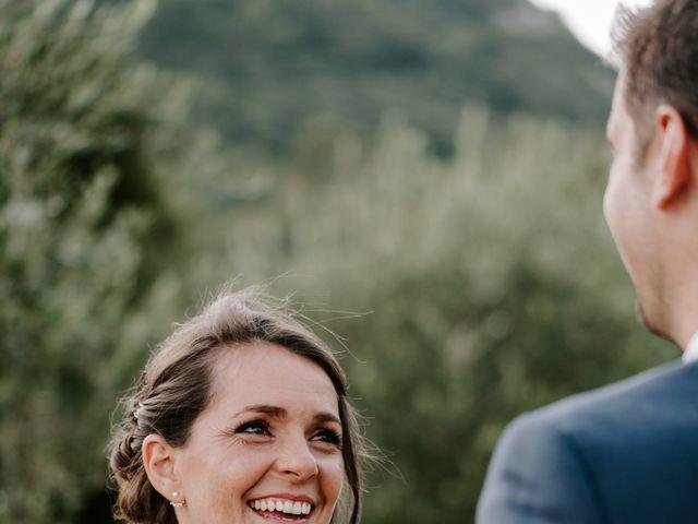 Le mariage de Guilhem et Aurélie à Valflaunès, Hérault 41