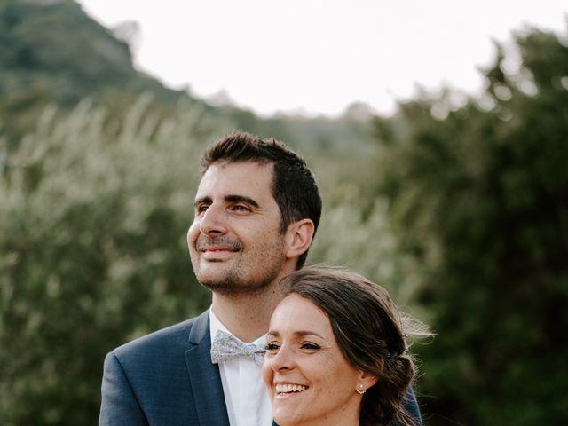 Le mariage de Guilhem et Aurélie à Valflaunès, Hérault 42