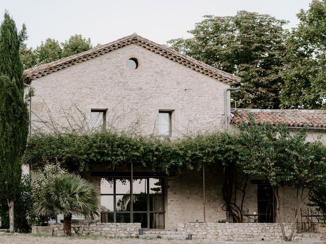 Le mariage de Guilhem et Aurélie à Valflaunès, Hérault 47