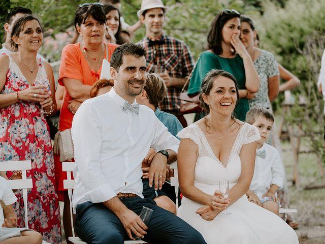 Le mariage de Guilhem et Aurélie à Valflaunès, Hérault 51