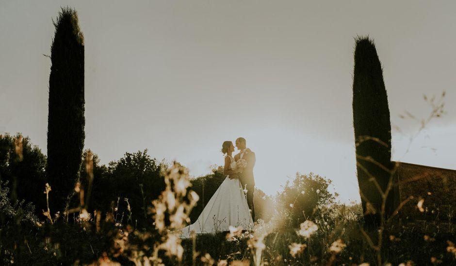Le mariage de Clément et Marie à Jouques, Bouches-du-Rhône