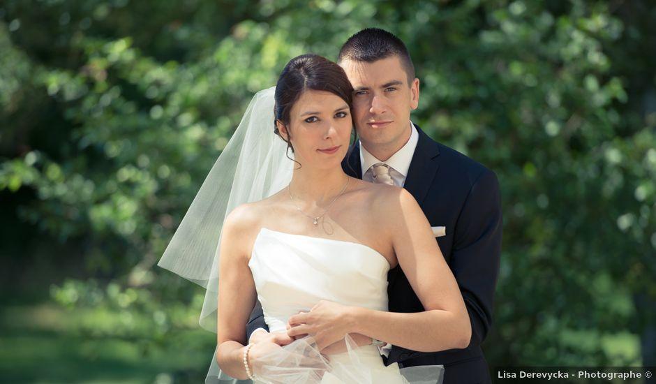 Le mariage de Grégory et Emilie à Magny-Cours, Nièvre