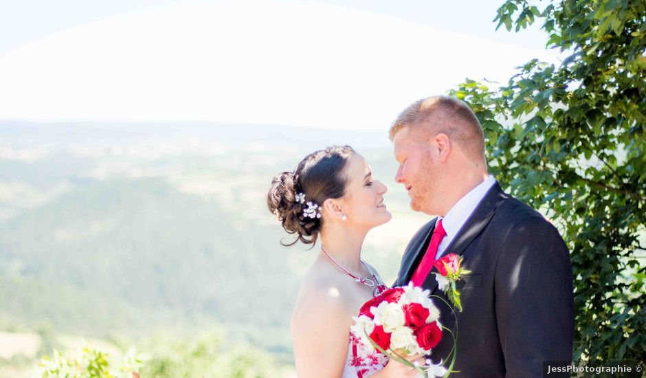 Le mariage de Joël et Sandra à Mende, Lozère