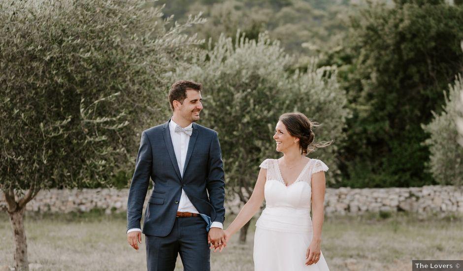 Le mariage de Guilhem et Aurélie à Valflaunès, Hérault