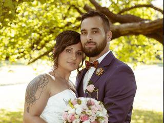 Le mariage de Maeva et Arnaud 1