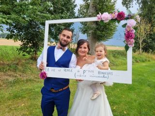 Le mariage de Maeva et Arnaud