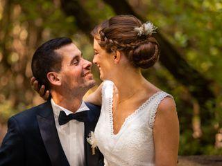 Le mariage de Mathilde et Amnay