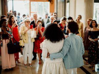Le mariage de Déborah et Matthieu 1