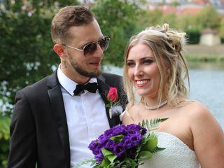 Le mariage de Lucie et Christopher