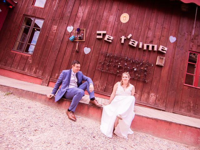 Le mariage de Alexandre et Gaëlle à Beaubery, Saône et Loire 20