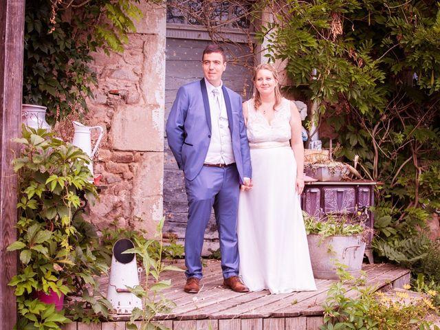 Le mariage de Alexandre et Gaëlle à Beaubery, Saône et Loire 56