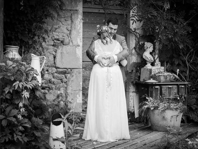 Le mariage de Alexandre et Gaëlle à Beaubery, Saône et Loire 57