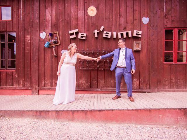 Le mariage de Alexandre et Gaëlle à Beaubery, Saône et Loire 63
