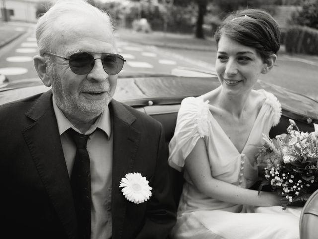 Le mariage de Nicolas et Aurélie à Saint-Palais, Pyrénées-Atlantiques 35