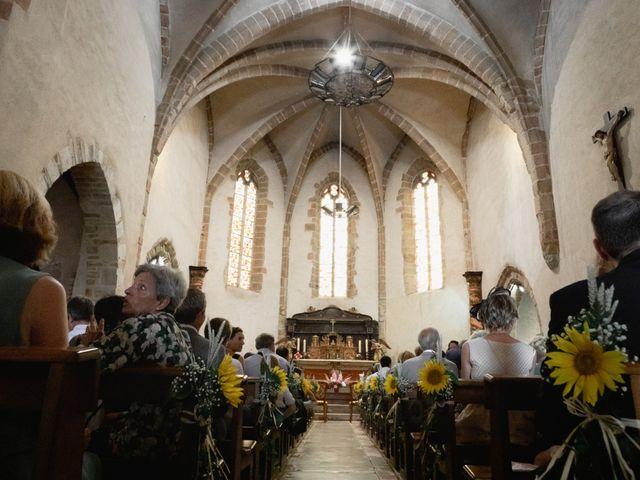 Le mariage de Nicolas et Aurélie à Saint-Palais, Pyrénées-Atlantiques 36