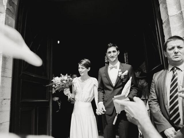 Le mariage de Nicolas et Aurélie à Saint-Palais, Pyrénées-Atlantiques 44