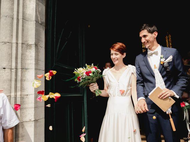 Le mariage de Nicolas et Aurélie à Saint-Palais, Pyrénées-Atlantiques 45