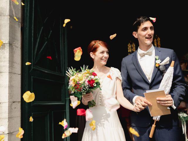 Le mariage de Nicolas et Aurélie à Saint-Palais, Pyrénées-Atlantiques 46
