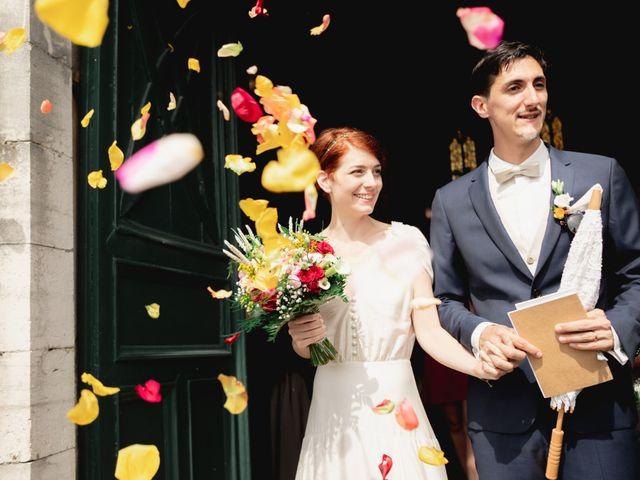 Le mariage de Nicolas et Aurélie à Saint-Palais, Pyrénées-Atlantiques 47