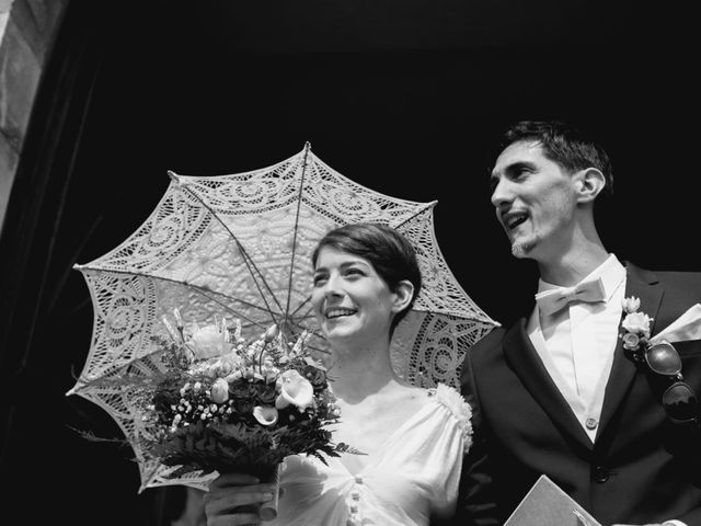 Le mariage de Nicolas et Aurélie à Saint-Palais, Pyrénées-Atlantiques 48