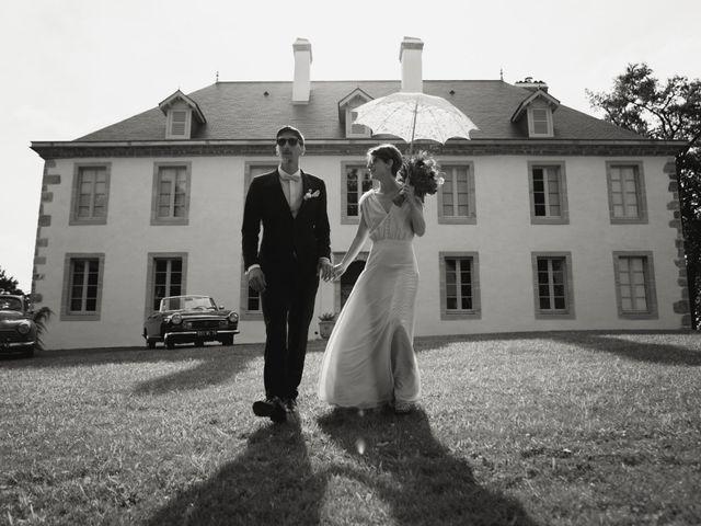 Le mariage de Nicolas et Aurélie à Saint-Palais, Pyrénées-Atlantiques 54