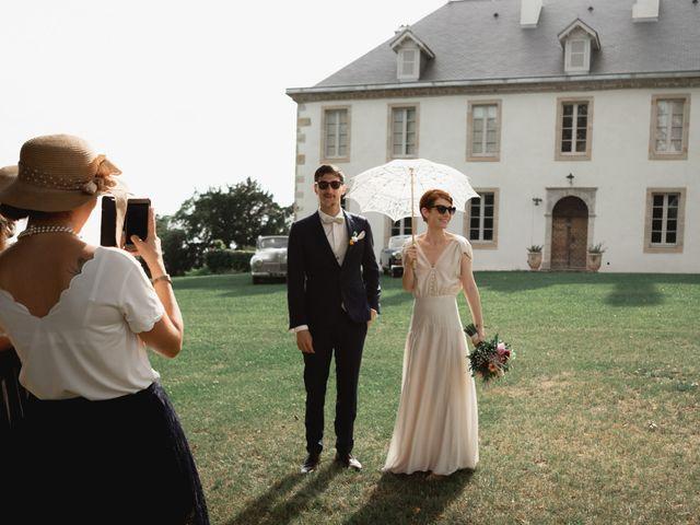 Le mariage de Nicolas et Aurélie à Saint-Palais, Pyrénées-Atlantiques 60