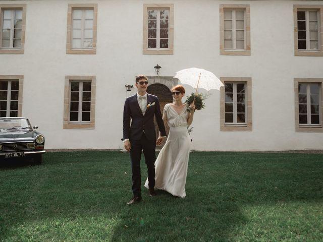 Le mariage de Nicolas et Aurélie à Saint-Palais, Pyrénées-Atlantiques 61