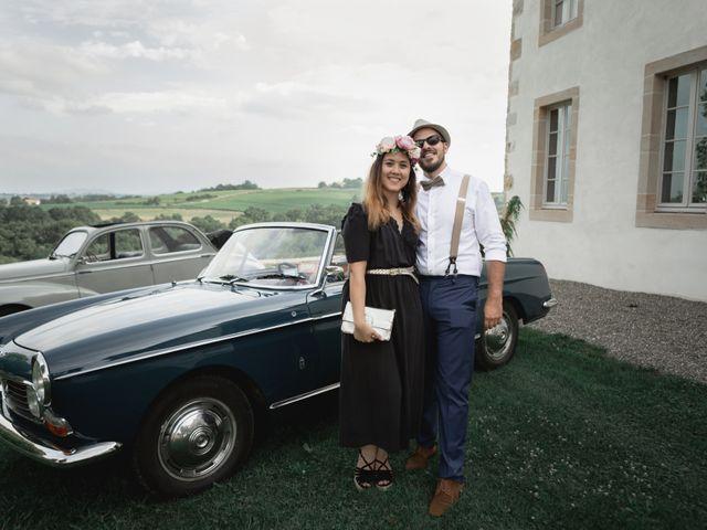 Le mariage de Nicolas et Aurélie à Saint-Palais, Pyrénées-Atlantiques 62