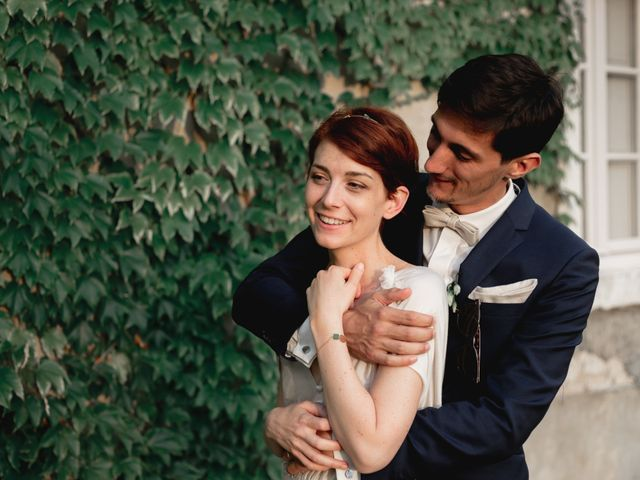 Le mariage de Nicolas et Aurélie à Saint-Palais, Pyrénées-Atlantiques 78