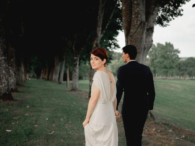 Le mariage de Nicolas et Aurélie à Saint-Palais, Pyrénées-Atlantiques 82